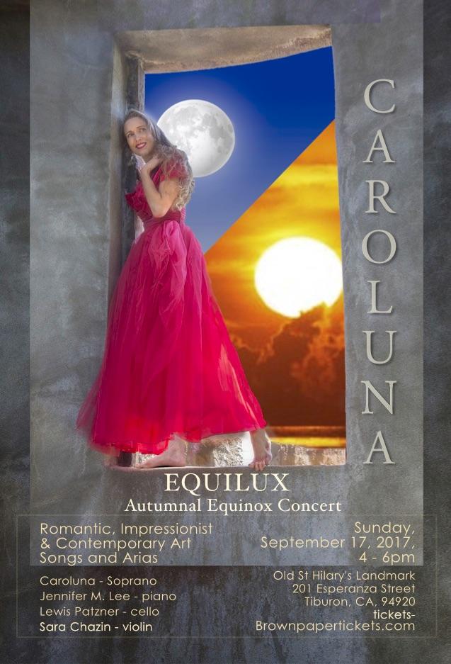 Caroluna Equilux front web